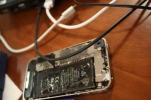 Замена тачскрина iPad 2